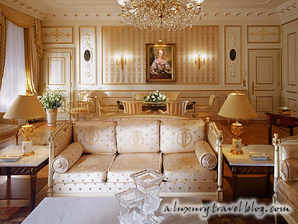 Imperial Suite at Beau-Rivage Palace