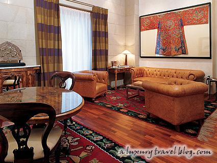 Room 211 at Hotel Claris