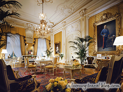 Suite of the week: Royal Suite at the Hotel Imperial, Vienna