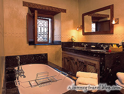 Ifri Suite at Kasbah de Toubkal