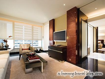 L900 Landmark Suite at The Landmark Mandarin Oriental