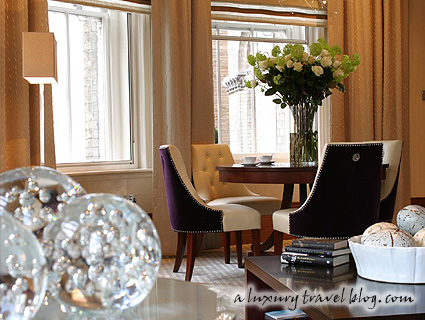 The Infinity Suite at The Langham, London