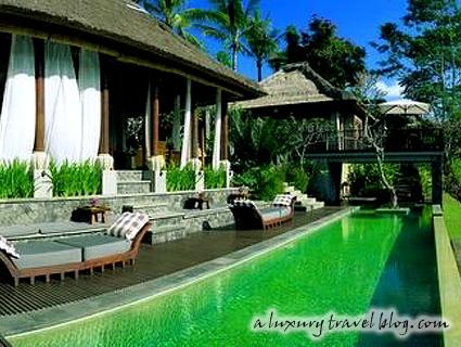 Presidential Villa at Maya Ubud Resort & Spa