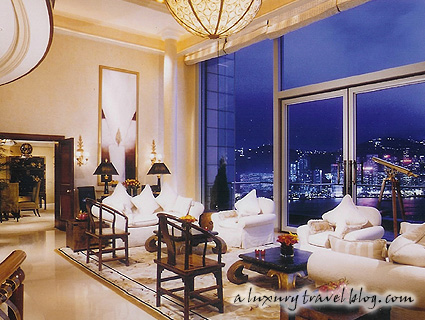 Suite of the week: Peninsula Suite at The Peninsula Hong Kong