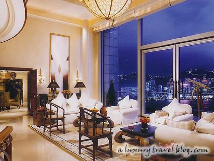 Peninsula Suite at The Peninsula Hong Kong