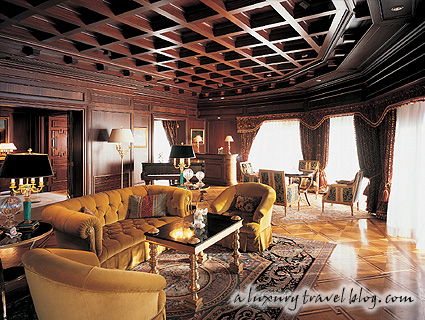 Suite Of The Week Presidential Suite At Hotel Principe Di