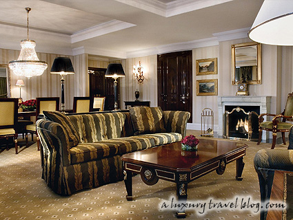 Suite of the week: The Ritz-Carlton Suite at The Ritz-Carlton, Berlin