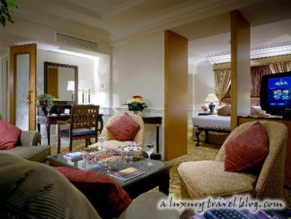 Executive Suite at the Sheraton Bahrain