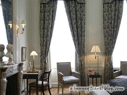 suite of the week royal suite of the house of ambassadors at stanhope hotel brussels a. Black Bedroom Furniture Sets. Home Design Ideas
