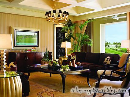 Fairway Villa at the Wynn Las Vegas