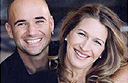 Andre Agassi and Stefie Graf open luxury mountain hotel