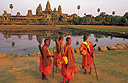 Experience the peace and solitude of Cambodia