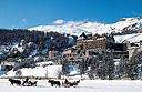 Winter at Badrutt's Palace