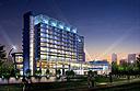 New Millennium hotel in Shanghai