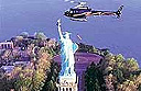 W New York and helicopter flight package
