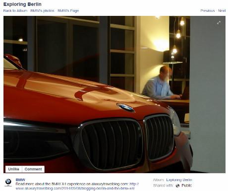 BMW screenshot