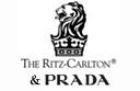 Prada Beauty and Ritz-Carlton partnership