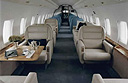 Global Express plane from ExcelAire