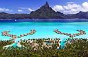 New InterContinental Resort in Bora Bora