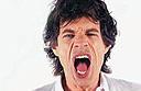 Mick Jagger at Vienna's Imperial Hotel