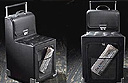Transforming suitcases from Yanko Design