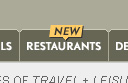 Travel + Leisure add restaurants to website