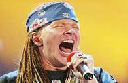 Axl Rose arrested at design hotel in Stockholm