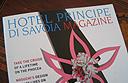 Hotel Principe di Savoia Milano magazine