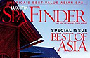 Luxury Spa Finder magazine