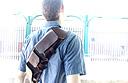 Acton Treadway Cummerbund Bag