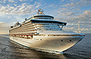 Crown Princess is given OK to sail