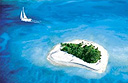 Heavenly island
