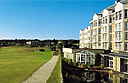 Winter golf at The Old Course Hotel in St. Andrews, Scotland