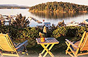 Spoil yourself at Friday Harbor House, San Juan Island, WA