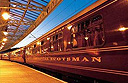 Beat the rush hour with a luxury train ride in Scotland