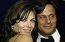 Liz Hurley and Arun Nayar
