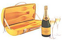 Veuve Clicquot travel companion