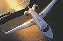 Gulfstream G550 applies for speed record