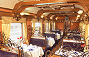 Launch of Golden Eagle Trans-Siberian Express in Moscow