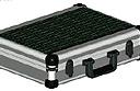 Solar powered laptop case