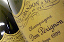Pay homage to Dom Perignon's latest vintage