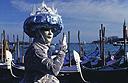 It's carnival time in Venice!