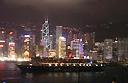 Queen Mary 2 in Hong Kong