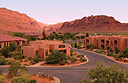 Sunny days return to Red Mountain Spa in St. George, Utah