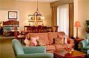 Presidential suite at Auburn Marriott Opelika Hotel