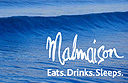 Surf's up with Malmaison