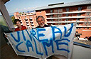Hilton Evian protest