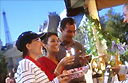 Fairfield Inn Orlando's family suites for the Epcot International Food & Wine Festival