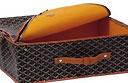 Folding suitcase from Goyard