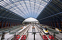 St. Pancras station enters the 21st Century